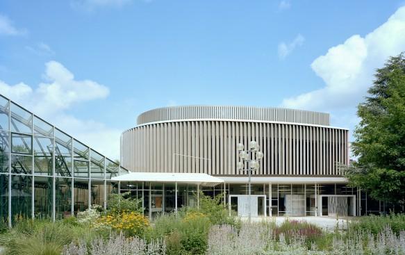 Stadthalle Sindelfingen