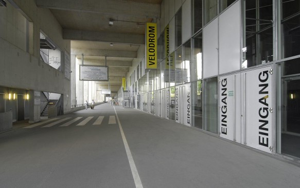Adresse Velodrom Berlin