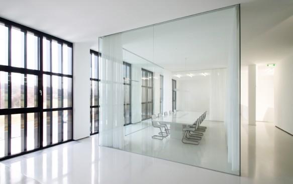 Einblick ins Frankfurter Büro
