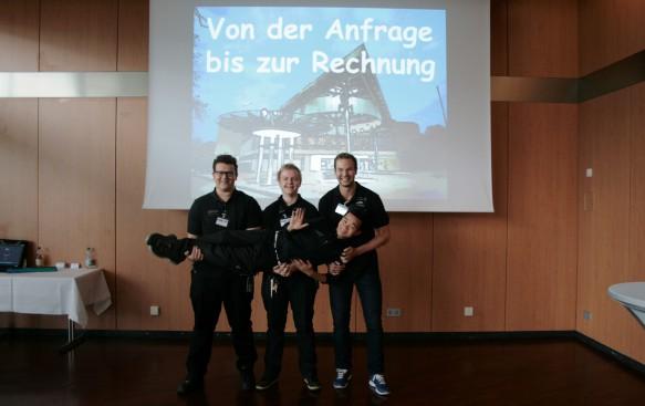 """Azubi-Projekt """"Jubiläum - 50 Jahre Stadthalle Braunschweig"""""""