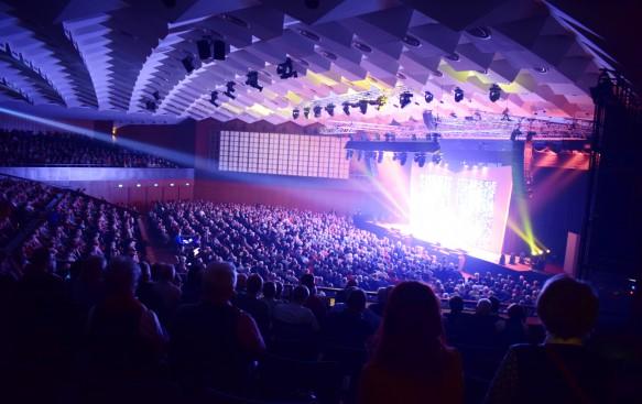 Konzert Stadthalle Braunschweig, Großer Saal