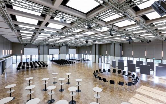 Kolonnadensaal im Kongress Palais