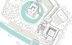 Schloss Hohenkammer – Lageplan
