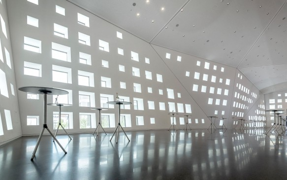 Kultur- und Kongresshalle | Foyer 1. OG