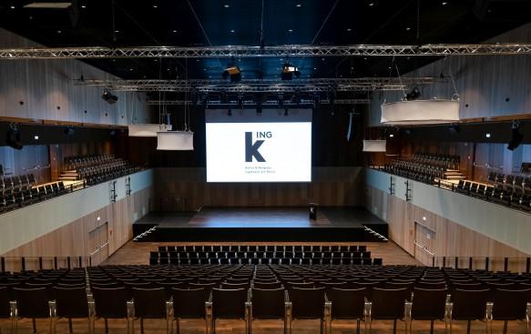 Kultur- und Kongresshalle | Großer Saal