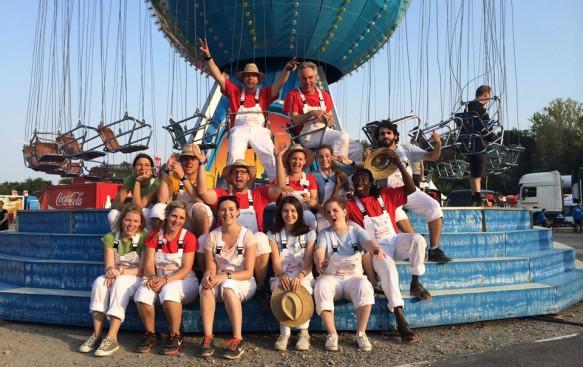 Team Ferrero-Kinderland-Tour