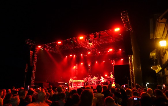 Open Air Wanfried mit Status Quo