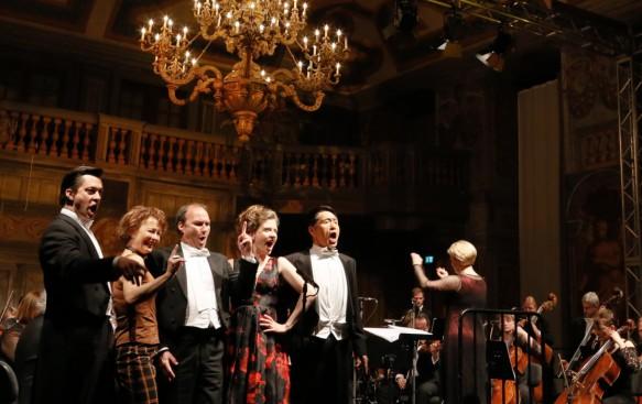 HM Gala Eröffnung Hannover Messe